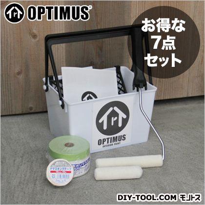 オプティマス スターターキット塗装道具セット 7440200