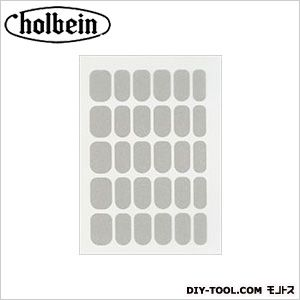 ホルベイン画材 チェルシー フィルムマニキュア FM-07 シルバー 1枚