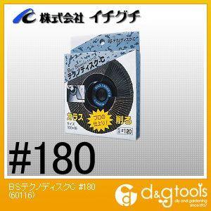 BSテクノディスクC100X15#180  #180 60116 1箱5個