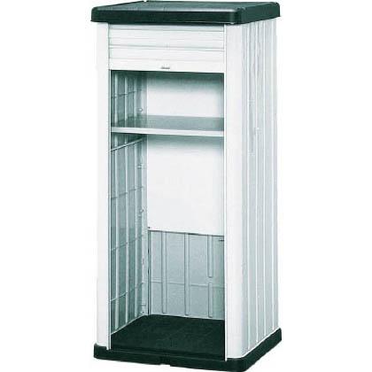 屋外収納ホームロッカーワイド1200×600×1800ブラウン   HL-1800F