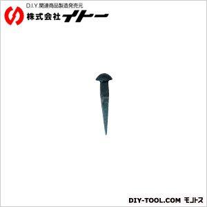 和釘丸頭釘10×30ミリ   093389