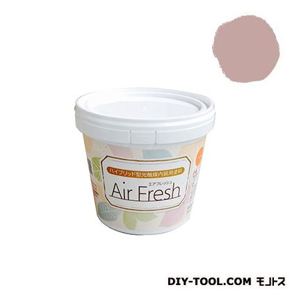 イサム塗料 エアフレッシュハイブリット型光触媒内装用塗料 サンライズ 1kg