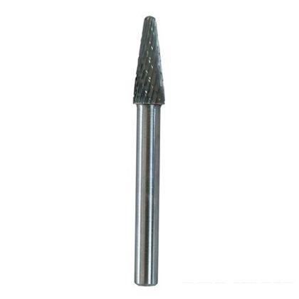 リリーフ 超硬カッター  先丸円錐型8×22mm 28042