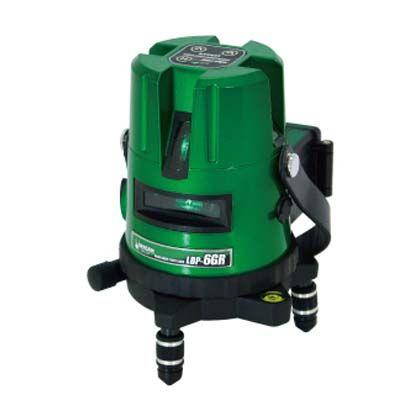 【送料無料】デンサン グリーンレーザーポインター   LBP-6GR  レーザー水平器レーザー墨出器・距離計