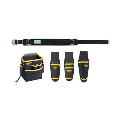 腰道具セット(キャンバスタイプ)   NDS-45BK-SET