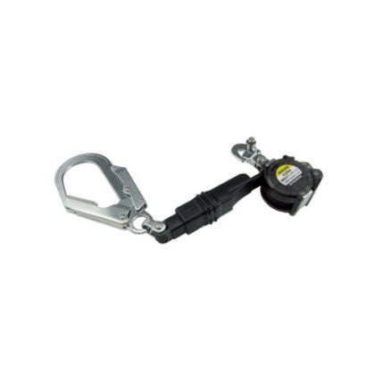 安全帯用巻取式ランヤード   DBM-160BLF-LK
