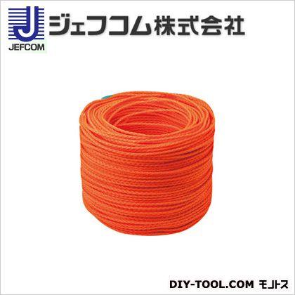 【送料無料】デンサン リードロープ(電線牽引用ロープ) φ4×200m LS-R4