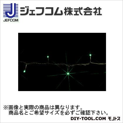 デンサン LEDストリングライト 緑/緑 10m SJ-E05-10GG