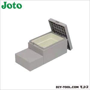 ハウスステップ収納庫付 ライトグレー 400×900×350(175)mm CUB-6040S