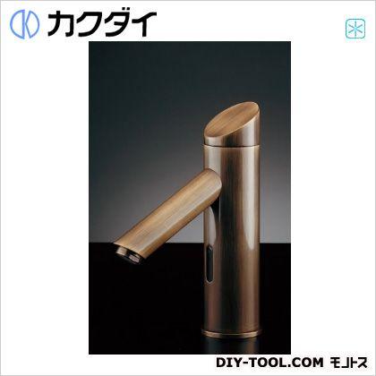 【送料無料】カクダイ/KAKUDAI センサー水栓(オールドブラス)   713-333  センサー水栓単水栓