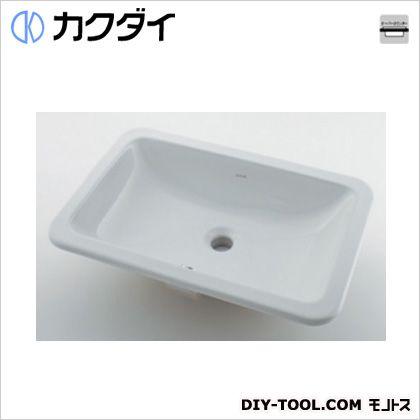 角型洗面器  6.5L #VR-5475B0030642