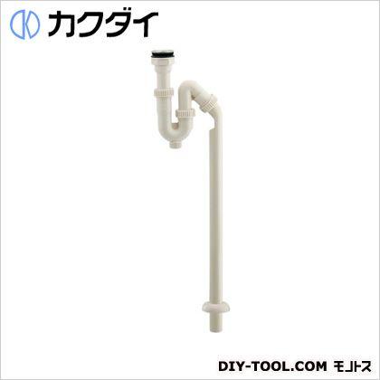 カクダイ/KAKUDAI 丸鉢つきトラップ(S・P兼用) 433-515-32