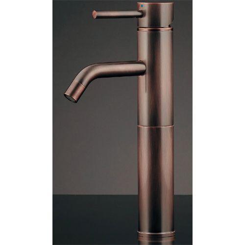 シングルレバー混合栓 ブロンズ  183-128-BP 1