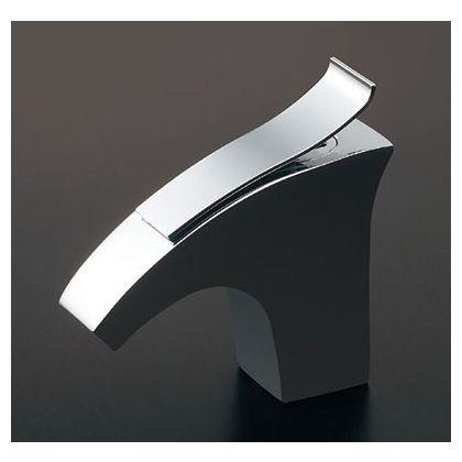 【送料無料】ELLIS(エリス) 立水栓 黒(ブラック)  716-242-13  立水栓単水栓