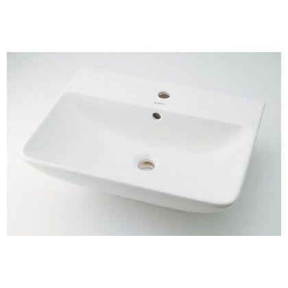 【送料無料】DURAVIT(デュラビット) 壁掛洗面器 白(ホワイト) #DU-2335600000 1