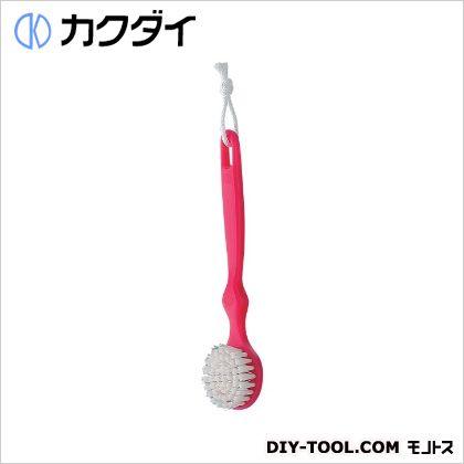 カクダイ/KAKUDAI シャワブラシ(洗面用) ピンク 605-103-P