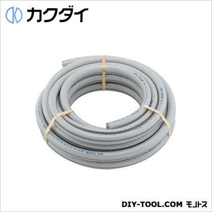 【送料無料】カクダイ(KAKUDAI) 高耐圧ホース(透明ラインつき) 597-042-10