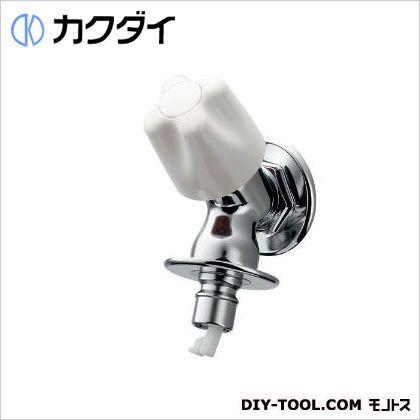 洗濯機用水栓(ストッパー、送り座つき)   721-521-13