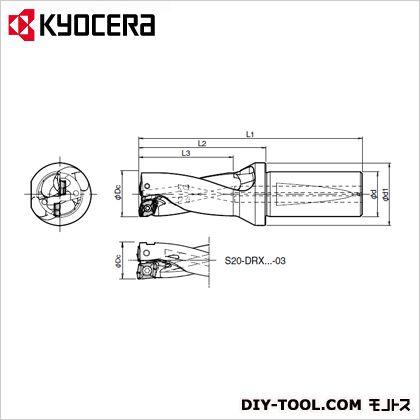 京セラ ホルダ-THD10392 393.0083.0083.00MM S40-DRX430M-4-14