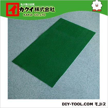 フロアマット 緑 幅×奥行×高さ:90×1000×0.7cm FMR-910 5 本