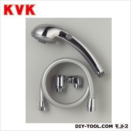 【送料無料】KVK 3wayシャワー  ホース長:1.6m Z981A  シャワホースセットシャワ補修パーツ