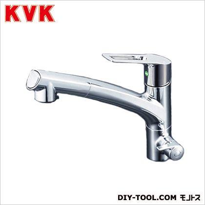 浄水器付シングルレバー式シャワー付混合栓  奥行×高さ:250×679mm KM5061NSCEC