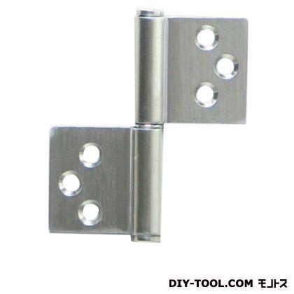PLUS ST面付旗丁番(ST芯) 兼用型 HL 2.5×76mm K-60-76