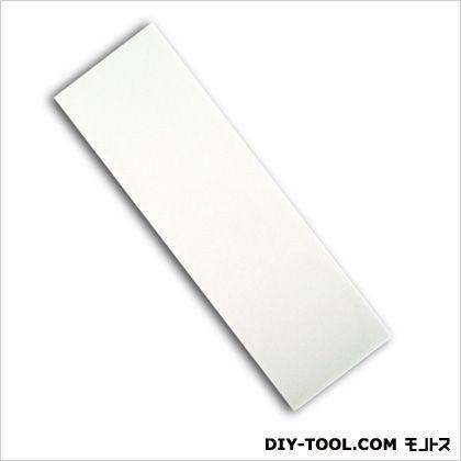 アクリル白無地板テープ付き ホワイト 0.2×6×19cm 3T