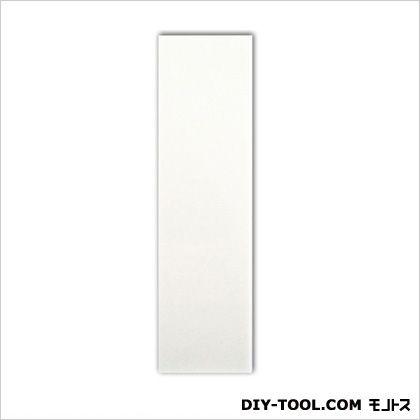 アクリル白無地板テープ付き ホワイト 0.2×4×14cm CT