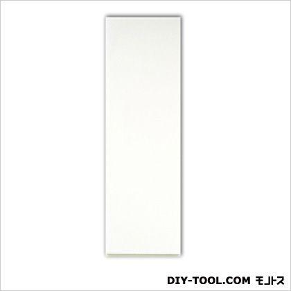 アクリル白無地板 ホワイト 0.2×6×19cm 3N
