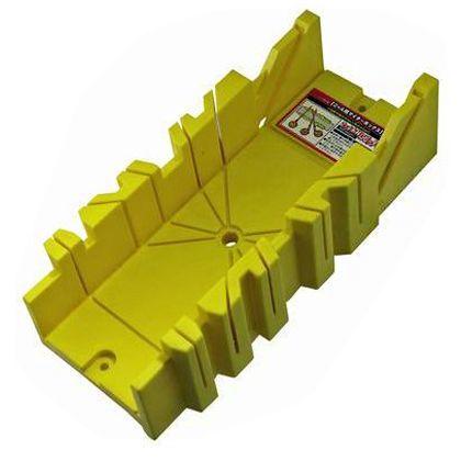 2x4用マイターボックス(ツーバイフォー木材カット用鋸ガイド)