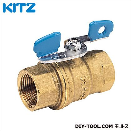 KITZ 黄銅製エコボール・フルボア ZT1/4B[8A]