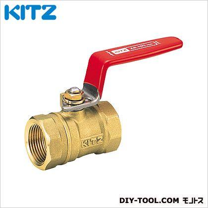 KITZ 黄銅製エコボールバルブ ZS1/4B[8A]