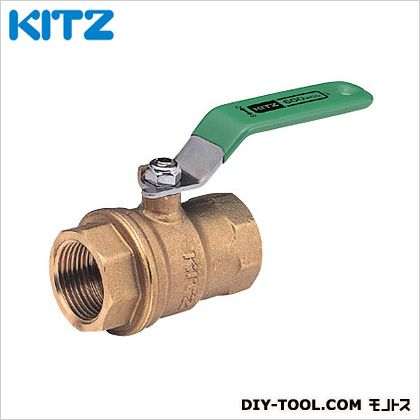 KITZ 黄銅製エコボール・フルボア ZE3/4B[20A]