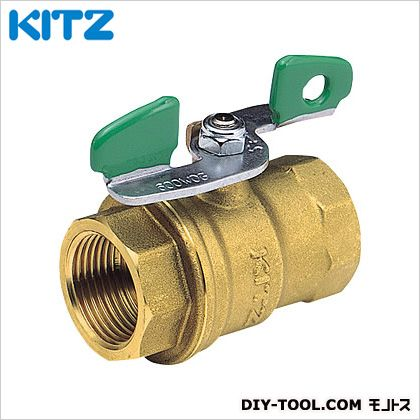 KITZ 黄銅製エコボール・フルボア ZET1B[25A]
