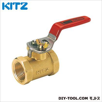 KITZ 黄銅製バタフライバルブ FV1B[25A]