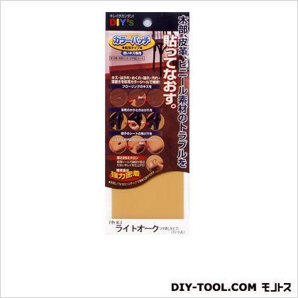 カラーパッチ転写タイプ浅いキズ専用 #2 ライトオーク W80×L200×H2mm(1セット) KP-02