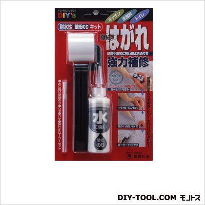 耐水性壁紙のりキット  W120×L190×H35mm(1セット) TN-30