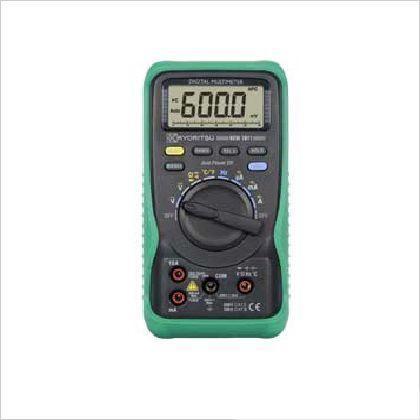 【送料無料】共立電気計器 デジタルマルチメータ温度測定 KEW1011
