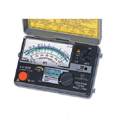 2レンジ小型絶縁抵抗計   MODEL3148A