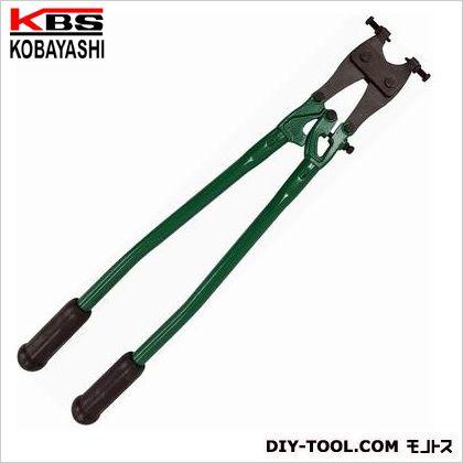 【送料無料】小林工具製作 パイプかしめ器31〜48φ 780mm 1
