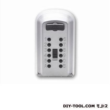 【送料無料】ケイデン カギ番人プラスボタン式壁取付型 PS12 0