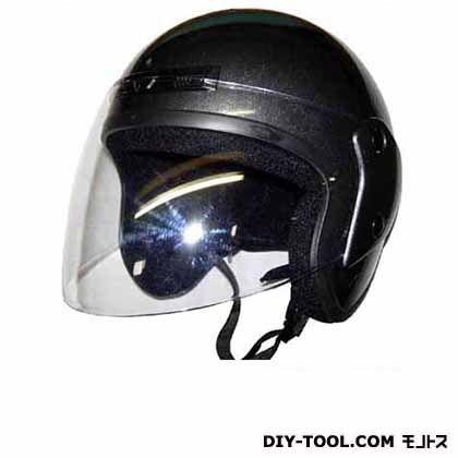 ジェットヘルメットフリー ダークシルバー  KW-77JS