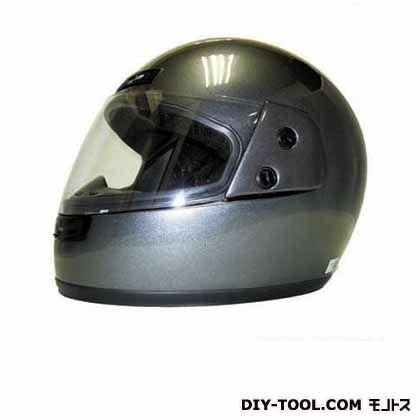 フルフェイスヘルメット ダークシルバー  KW-88F