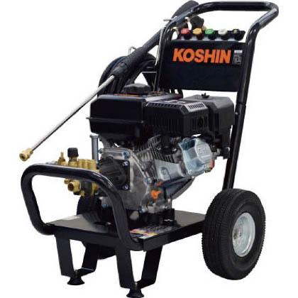エンジン式高圧洗浄機 ブラック  JCE-1408UDX