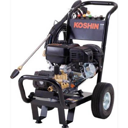 エンジン式高圧洗浄機 ブラック  JCE-1510UK