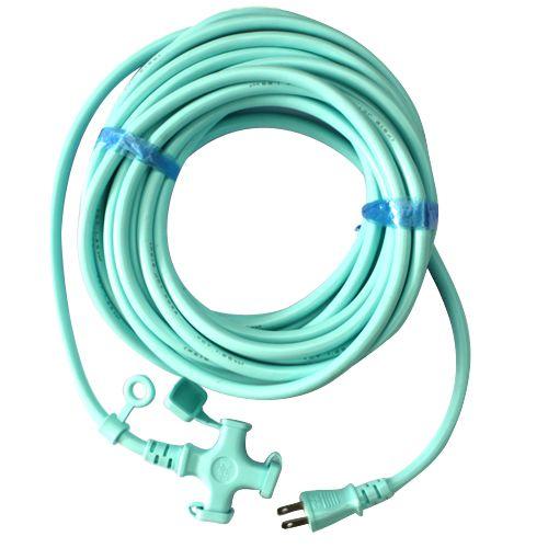 ソフトタイプ延長コード10m   KM0602-10 ブルー