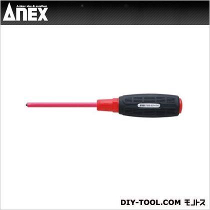 アネックス(ANEX) アネックススリット絶縁ドライバー+2×100