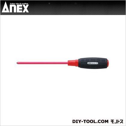 アネックス(ANEX) 短絡防止絶縁ドライバーNo.7200《プラスドライバー》サイズ2×150