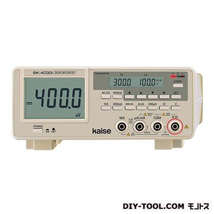【送料無料】kaise デジタルマルチメーター SK-4033 0